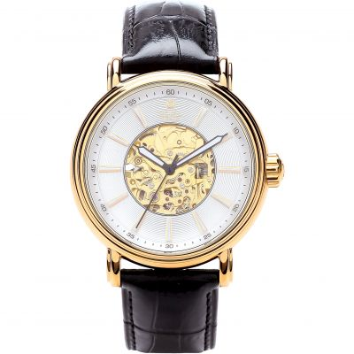 Mens Royal London Mechanical Watch 41145-02