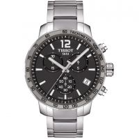 Mens Tissot Quickster Chronograph Watch