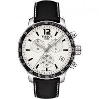 Mens Tissot Quickster Chronograph Watch T0954171603700