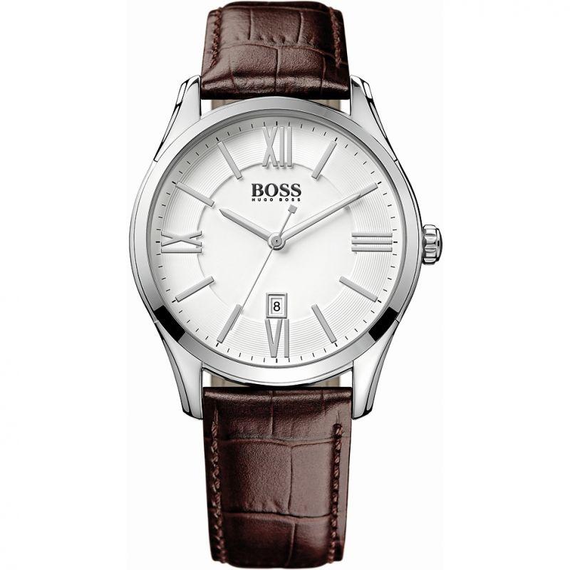 Image of            Mens Hugo Boss Ambassador Watch