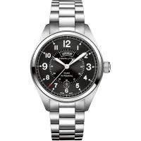Mens Hamilton Khaki Field Day-Date Automatic Watch H70505133