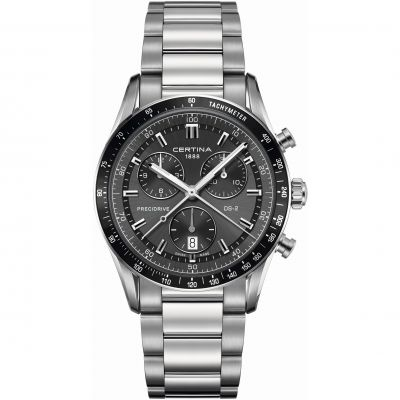 Mens Certina DS-2 Precidrive Chronograph Watch C0244471108100