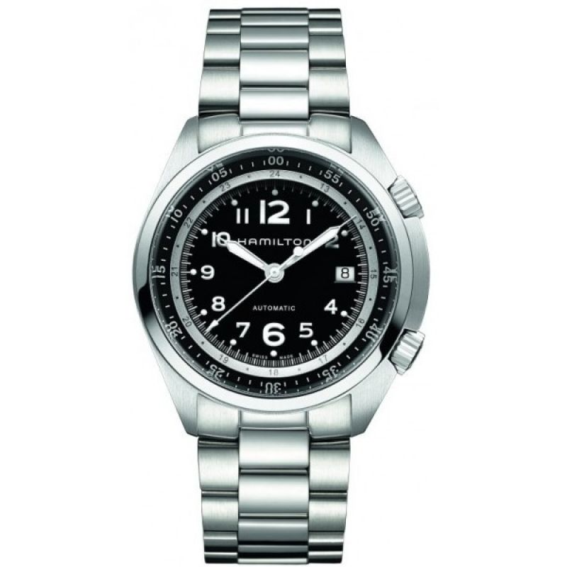 Mens Hamilton Khaki Pilot Pioneer Automatic Watch H76455133