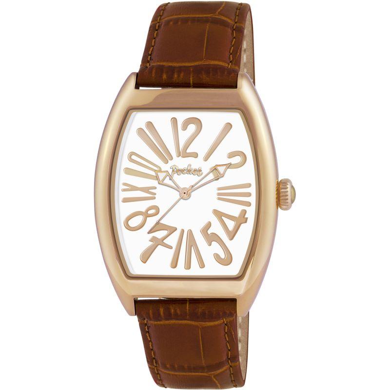 Ladies Pocket-Watch Tonneau Medio Watch