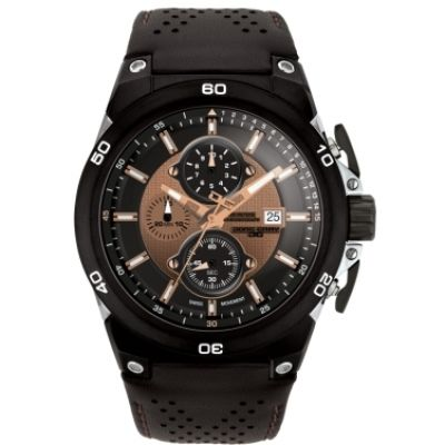 Mens Jorg Gray Chronograph Watch JG7800-22
