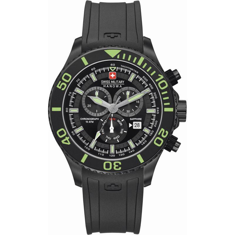 Mens Swiss Military Hanowa Immersion Chronograph Watch