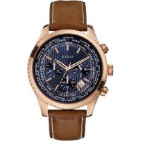 Mens Guess Pursuit Chronograph Watch W0500G1