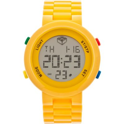 Unisex LEGO Digifigure Alarm Chronograph Watch 9007408