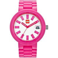 Unisex LEGO Brick Pink Watch 9007484