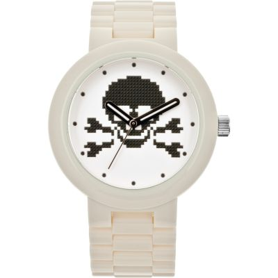 LEGO® Skull White adult Watch