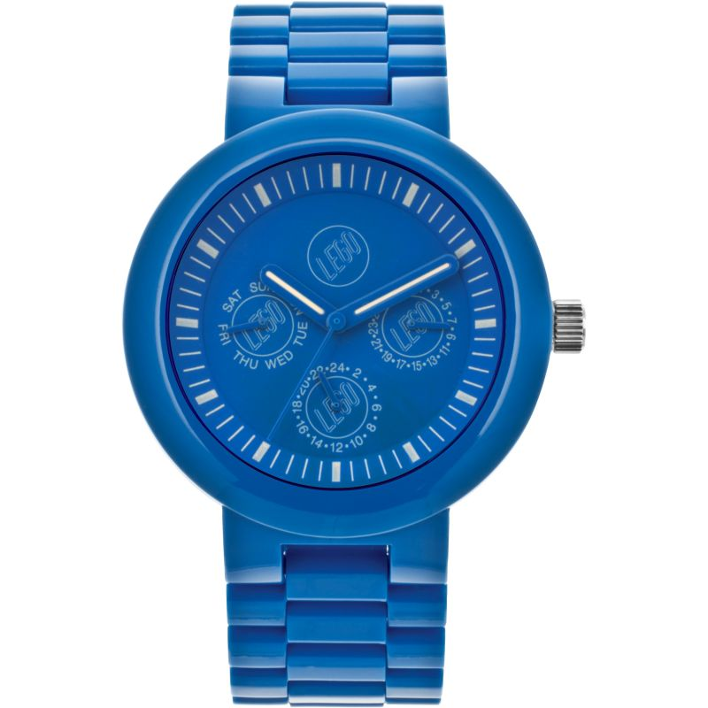 LEGO® Multistud Blue adult chronograph Watch