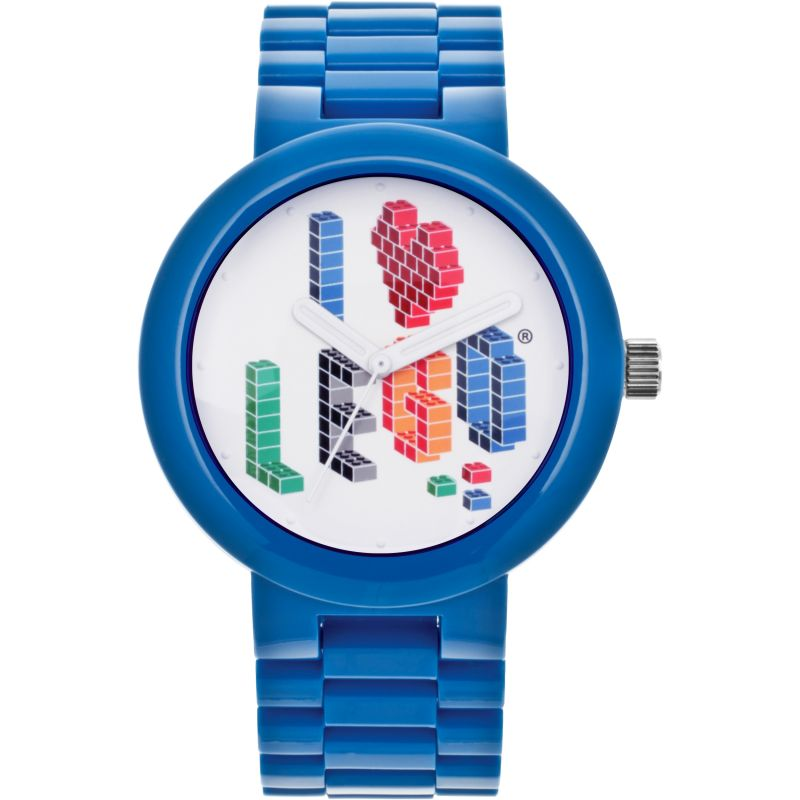 Unisex LEGO I LOVE LEGO Watch 9007613