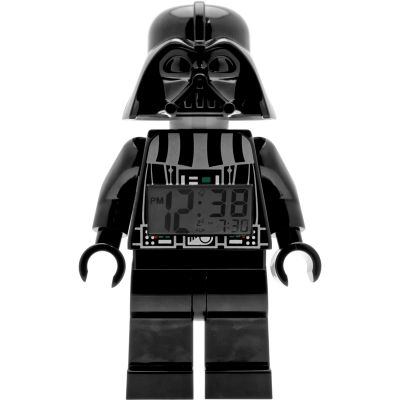 LEGO® Star Wars™ Darth Vader™ Minifigure Clock