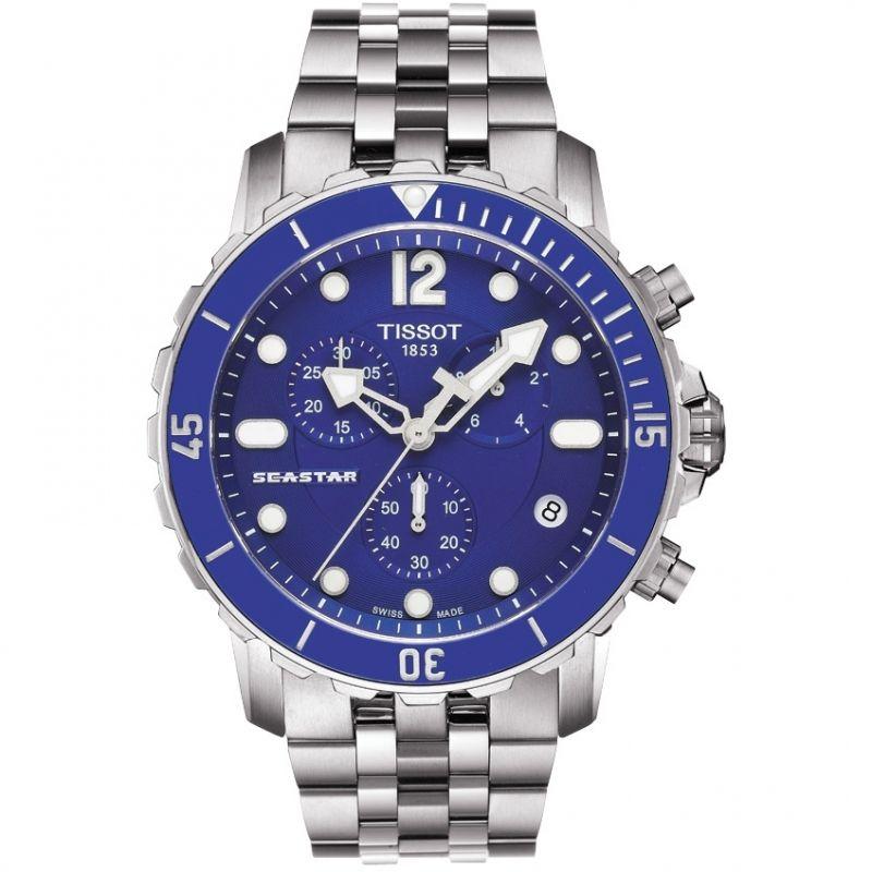 Mens Tissot Seastar 1000 Chronograph Watch