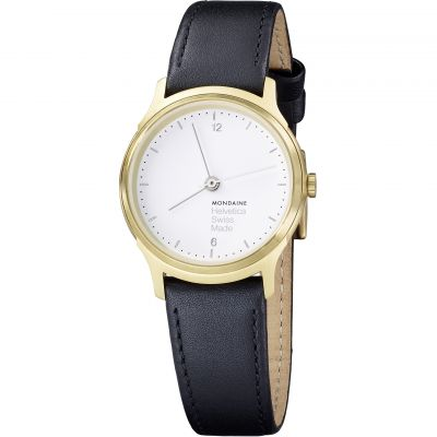 Ladies Mondaine Helvetica No1 Watch MH1L1111LB