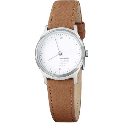 Ladies Mondaine Helvetica No1 Watch MH1L1110LG