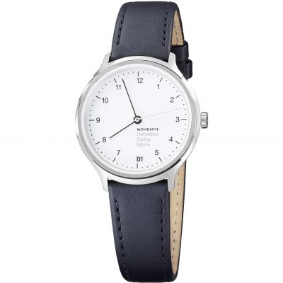 Ladies Mondaine Helvetica No1 Watch MH1R1210LB