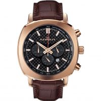 Mens Kennett Challenger Chronograph Watch WCHARDCFDABRN