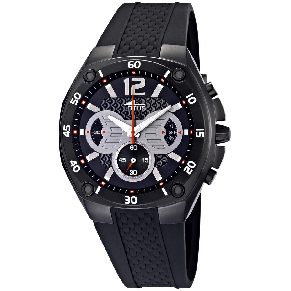 5d5f3185f887 Gents Lotus Chronograph Watch (L10113 1)
