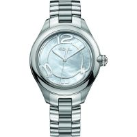 Ladies Ebel Onde 36 Diamond Watch 1216103