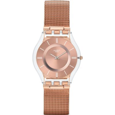 Ladies Swatch Skins - Hello Darling Watch SFP115M