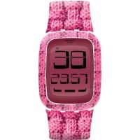Unisex Swatch Touch Alarm Chronograph Watch