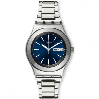 Swatch Irony Medium - Grande Dame Dameshorloge Zilver YLS713G