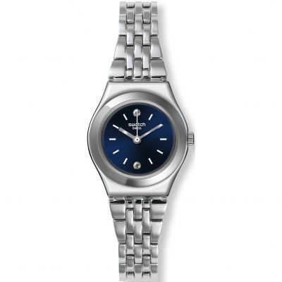 Swatch Irony Small Irony Lady - Sloane Damenuhr in Silber YSS288G