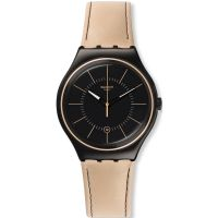 Mens Swatch Irony Big - Sand Storm III Watch