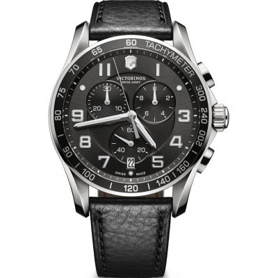 Mens Victorinox Swiss Army Chrono Classic Chronograph Watch 241651