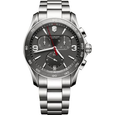 Mens Victorinox Swiss Army Chrono Classic Chronograph Watch 241656