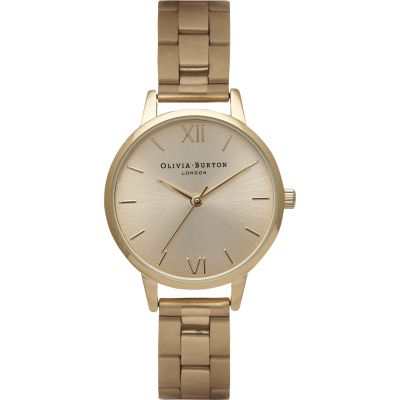 Sunray Gold Bracelet Watch