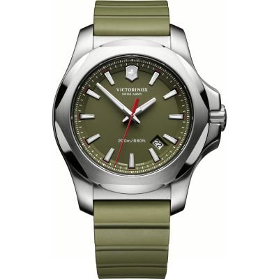 Mens Victorinox Swiss Army INOX Watch 2416831