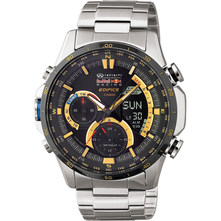 145f5d7123ba Gents Casio Edifice Red Bull Edition Alarm Chronograph Watch  (ERA-300RB-1AER)