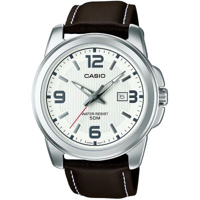 Casio Casio Collection Herrklocka Brun MTP-1314PL-7AVEF