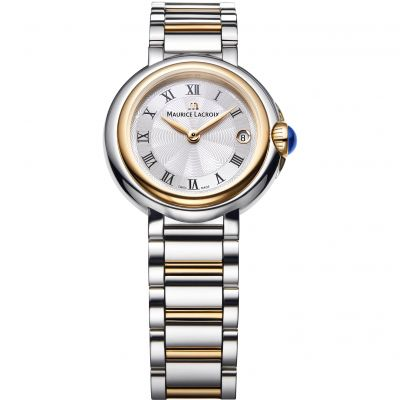 Ladies Maurice Lacroix Fiaba Round Watch FA1003-PVP13-110