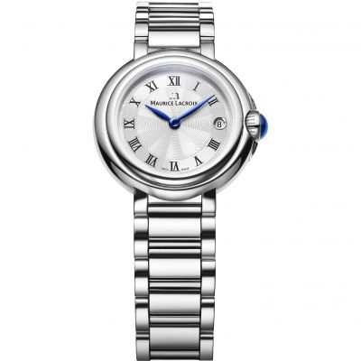 Ladies Maurice Lacroix Fiaba Round Watch FA1003-SS002-110