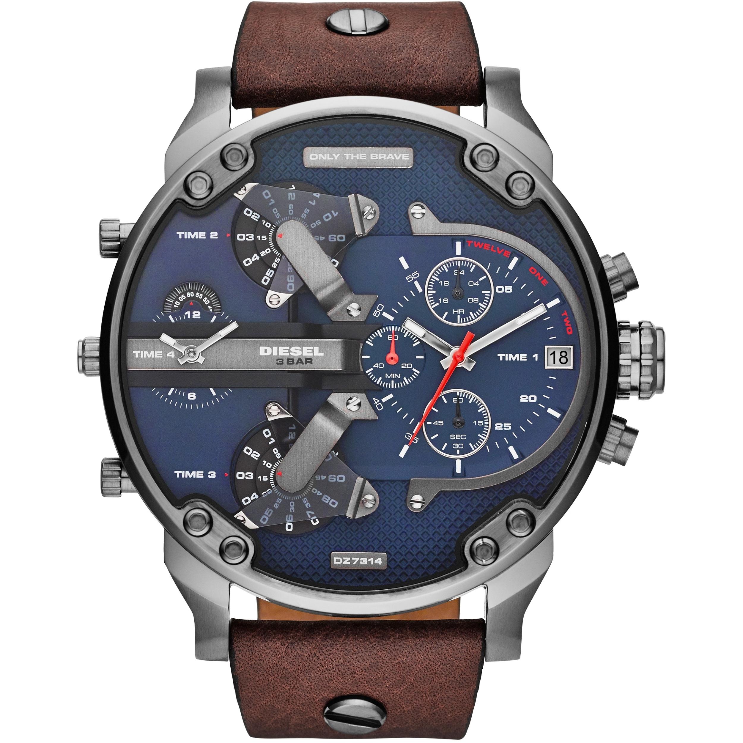 3eb130560 Gents Diesel Daddy 2.0 Chronograph Watch (DZ7314) | WatchShop.com™