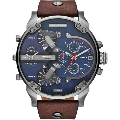 Mens Diesel Daddy 2.0 Chronograph Watch DZ7314