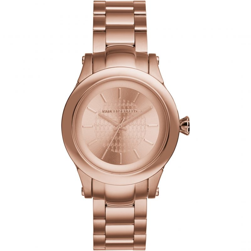 Ladies Karl Lagerfeld Chain Watch KL1223