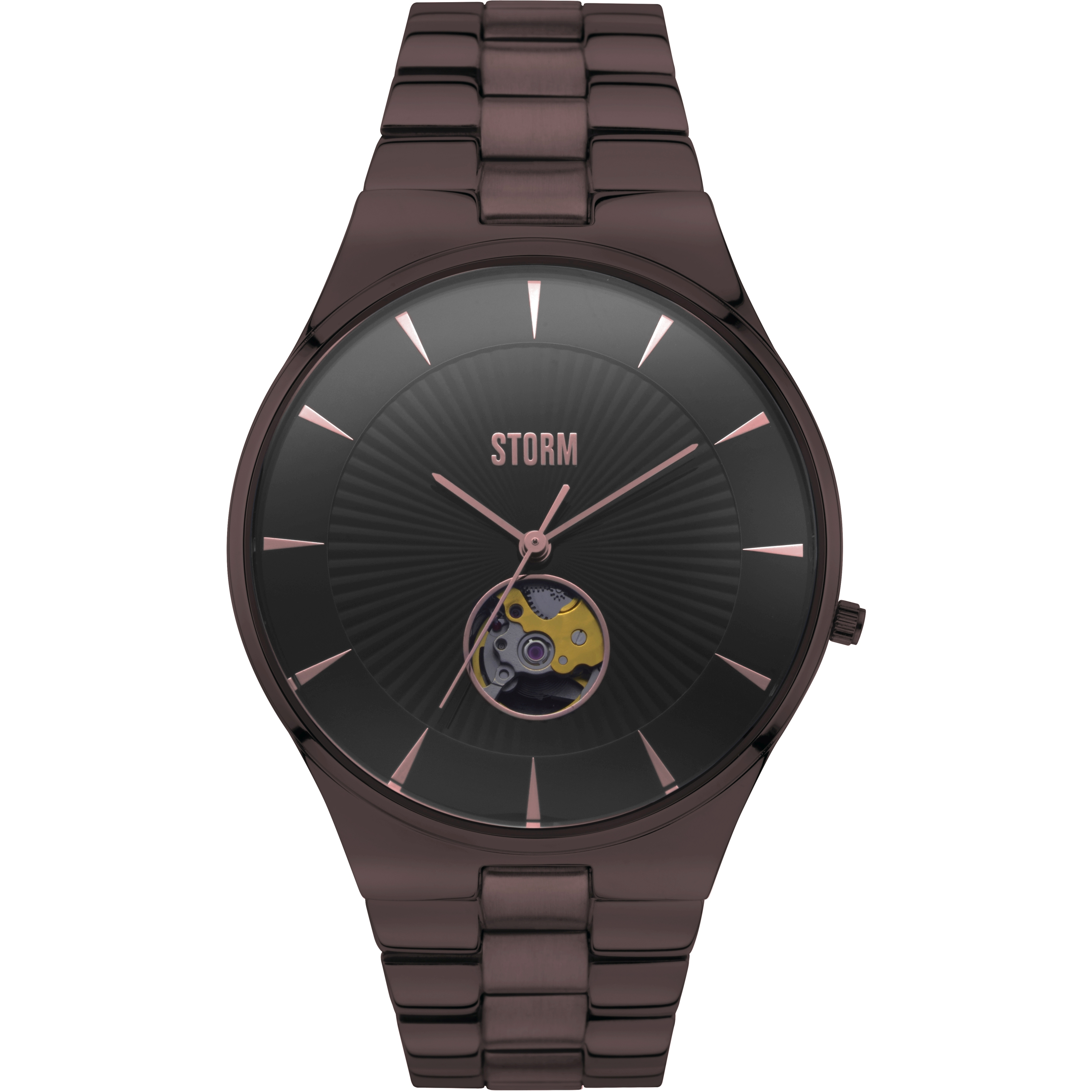 classic brown watch mickey shopdisney file adults watches mouse