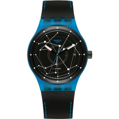 Unisex Swatch Sistem 51 Automatic Watch SUTS401