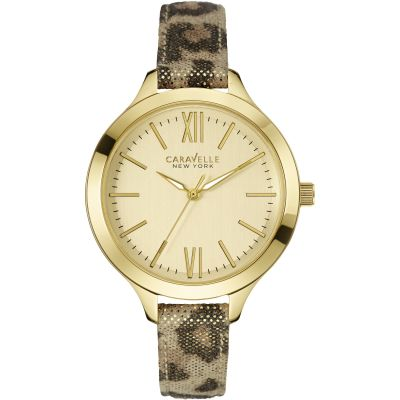 Ladies Caravelle New York Carla Watch 44L161