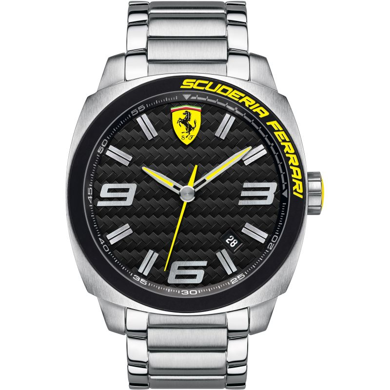 Mens Scuderia Ferrari Aero Evo Watch 0830168