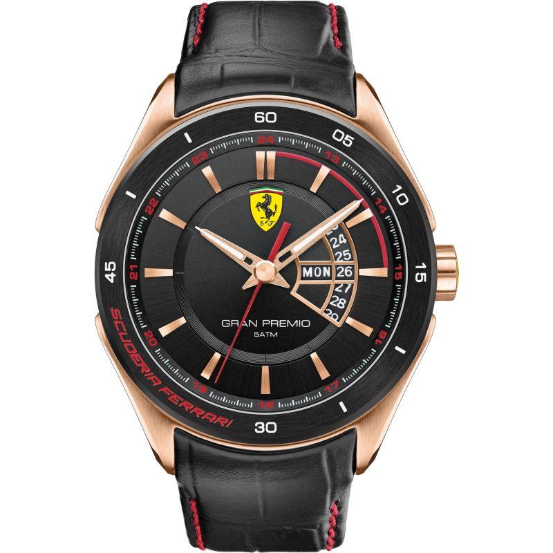 Mens Scuderia Ferrari Gran Premio Watch
