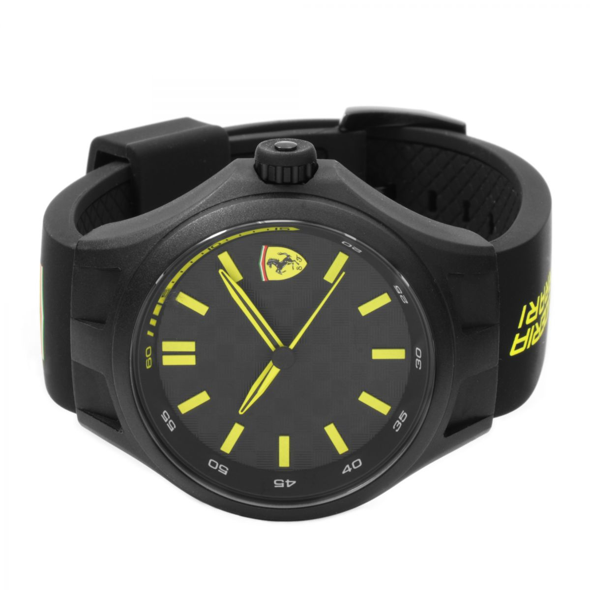 ferrari chronograph watches in prices pakistan watch yellow working