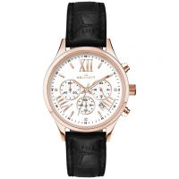 Ladies Kennett Lady Savro Empire Chronograph Watch LSERGWHBK