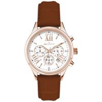 Ladies Kennett Lady Savro Empire Chronograph Watch LSERGWHBR