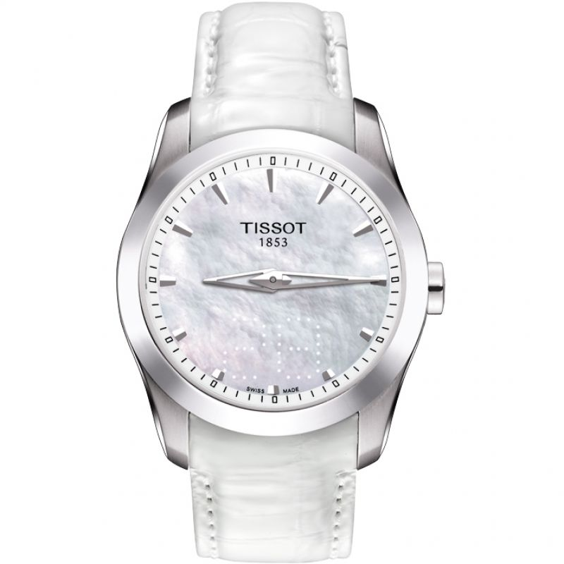 Ladies Tissot Couturier Secret Date Watch