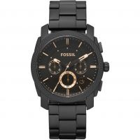 Mens Fossil Machine Chronograph Watch FS4682